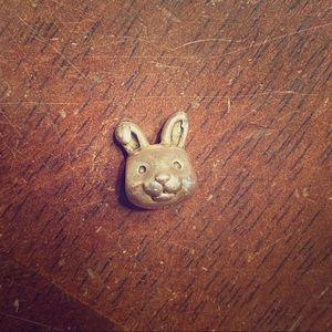 Pandora charm Easter bunny